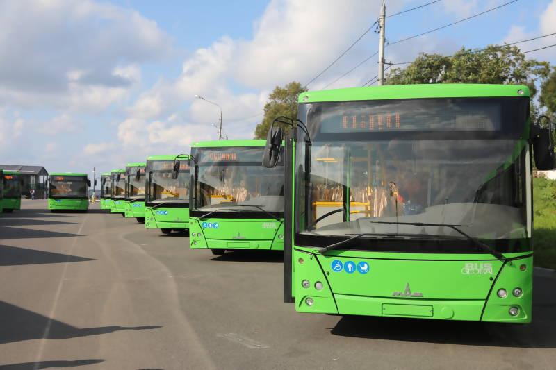Идеальный автобусный маршрут Архангельска