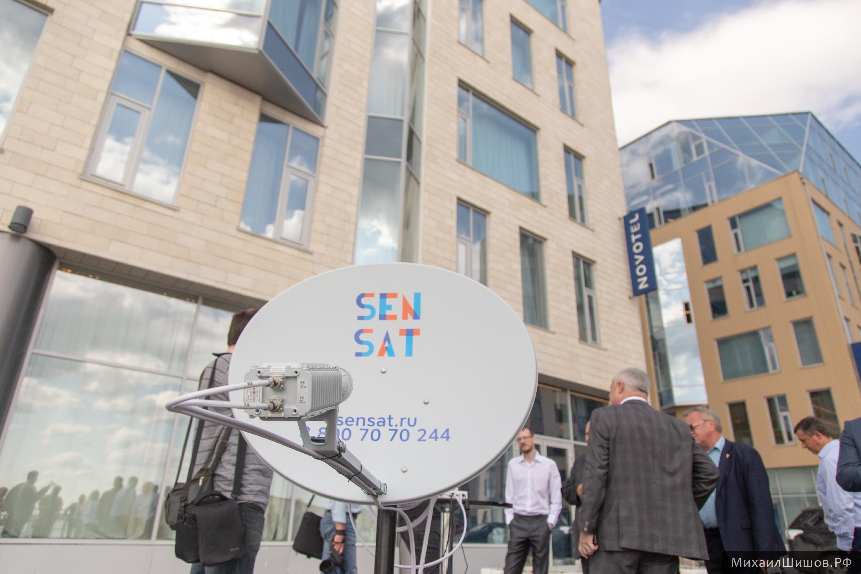 Новый спутниковый интернет в Архангельской области