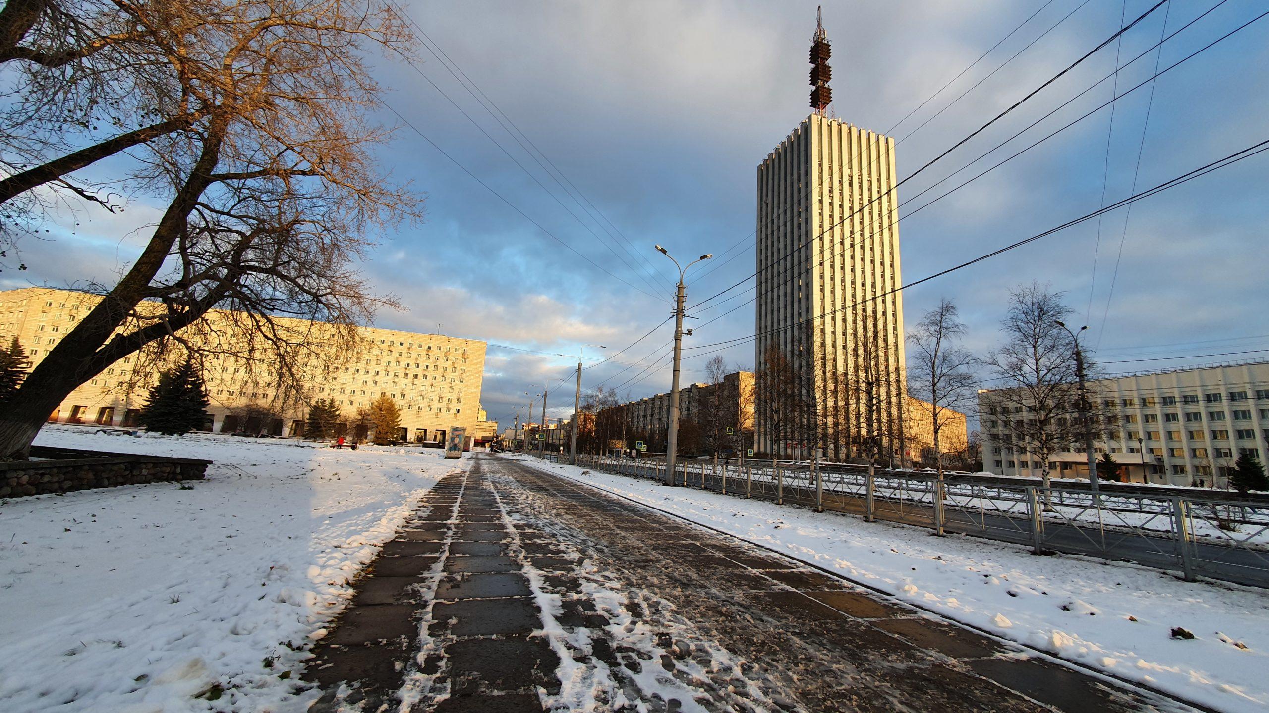 Я сваливаю из Архангельска